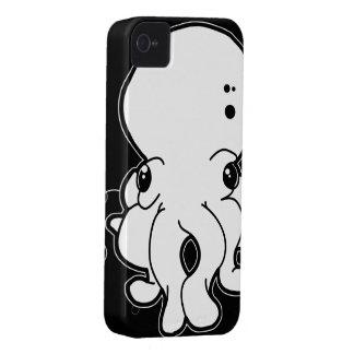 Tako (White) iPhone 4 Case