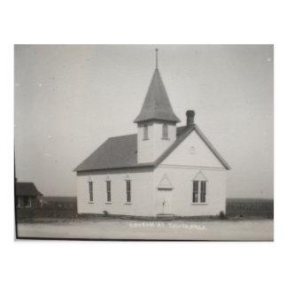 Talala Methodist Church Postcard