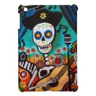 TALAVERA Gitarero SKULLS DIA DE LOS MUERTOS iPad Mini Cases