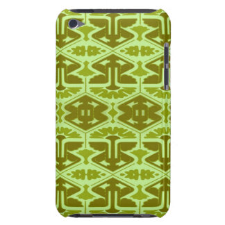 Talent d'art déco - en vert coque barely there iPod