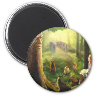 Tales from the Whispering Tree Magnet