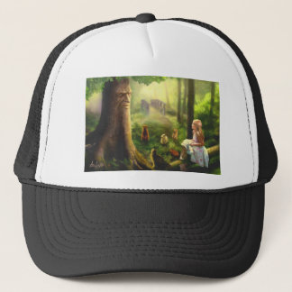 Tales from the Whispering Tree Trucker Hat
