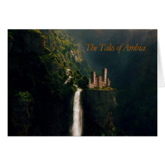 Tales of Ambia Greeting Cards