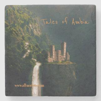 Tales of Ambia Marble Coaster Stone Coaster