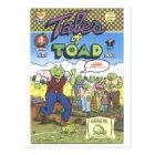 Tales of Toad #2, 1971 Postcard
