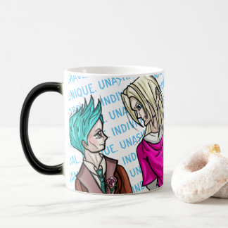 Taliah and Erik Magic Mug