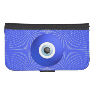 Talisman to Protect Against Evil Eye Phone Wallet Case