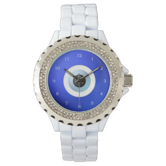 Talisman to Protect Against Evil Eye Wristwatches