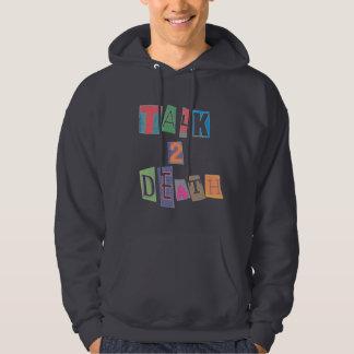 Talk2Death Ransom Hooded sweatshirt