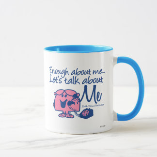 Talk About Little Miss Chatterbox Mug
