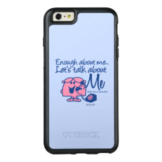 Talk About Little Miss Chatterbox OtterBox iPhone 6/6s Plus Case
