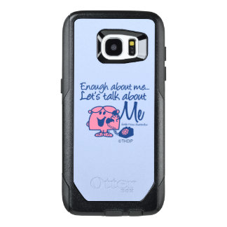 Talk About Little Miss Chatterbox OtterBox Samsung Galaxy S7 Edge Case
