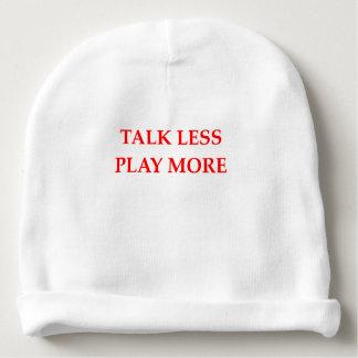 TALK BABY BEANIE