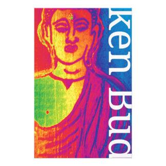Talk broken buddha stationery