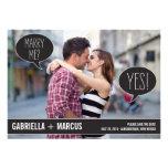 Talk Bubbles Wedding Save The Date Cards Invite