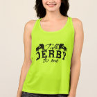 Talk Derby to me, Roller Derby Tank Top