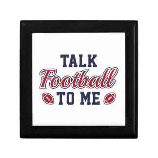 Talk Football To Me Gift Box