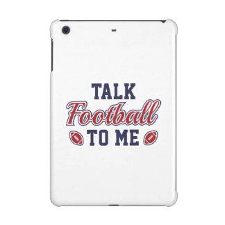 Talk Football To Me iPad Mini Cover