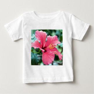 TALK HIBISCUS FLOWER BABY T-Shirt