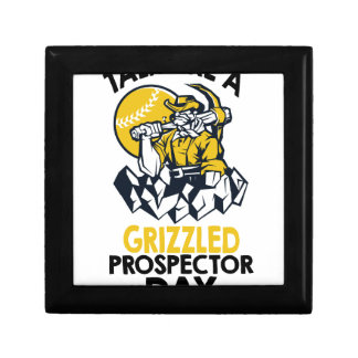 Talk Like A Grizzled Prospector Day Gift Box