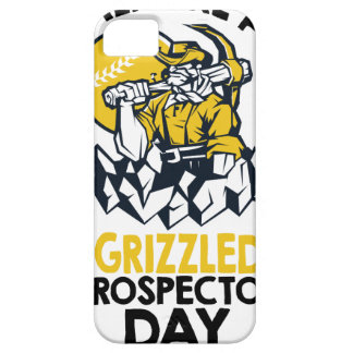 Talk Like A Grizzled Prospector Day iPhone 5 Cases