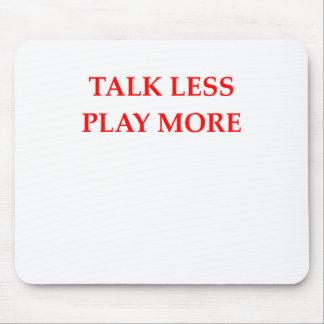 TALK MOUSE PAD