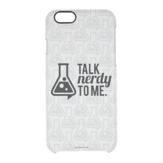 Talk Nerdy Clear iPhone 6/6S Case