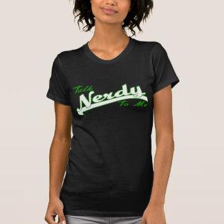 Talk Nerdy (Dark) T-Shirt