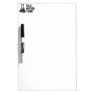 Talk Nerdy Dry Erase Boards