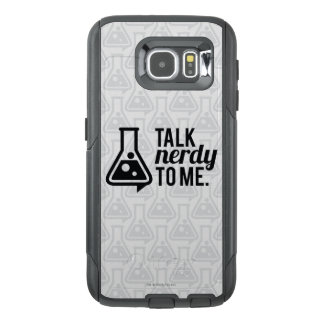 Talk Nerdy OtterBox Samsung Galaxy S6 Case