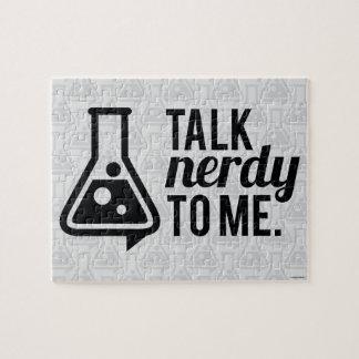Talk Nerdy Puzzles