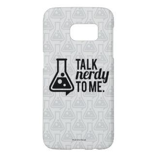 Talk Nerdy Samsung Galaxy S7 Case