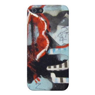 Talk On The Street iPhone 5/5S Cover