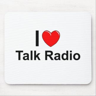 Talk Radio Mouse Pad