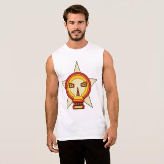 Talk star Skull Sleeveless Shirt