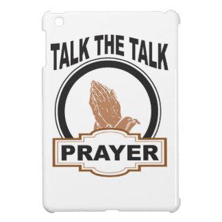 talk the talk prayer yeah iPad mini cases