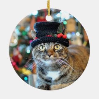 Talk To The Paw 2015 Christmas Ornament (design 1)