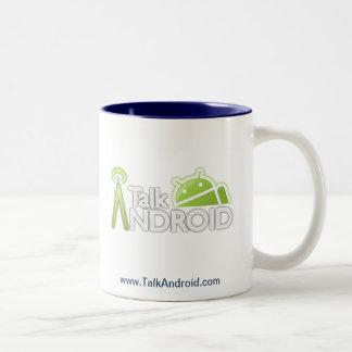 TalkAndroid Mug