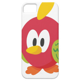 talking bird walking iPhone 5 case