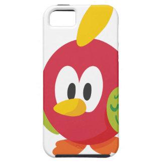 talking bird walking iPhone 5 covers