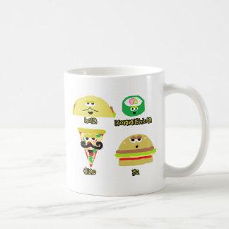 Talking Foods Coffee Mug