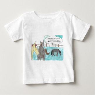 TALKING HORSE BABY T-Shirt