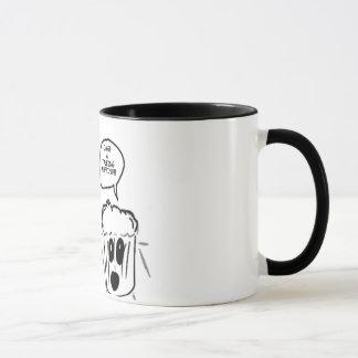 Talking Muffin Mug
