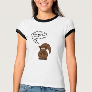 Talking Squirrel Shirt