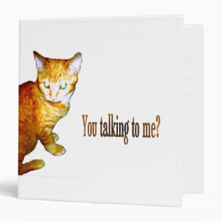 Talking To Me - Binder