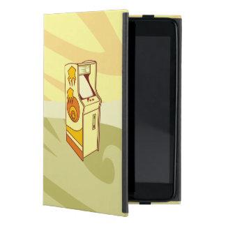 Tall arcade game console cases for iPad mini