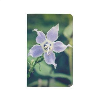 Tall Bellflower Wildflower Pocket Journal