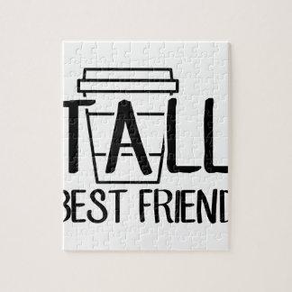 Tall Best Friend Jigsaw Puzzle