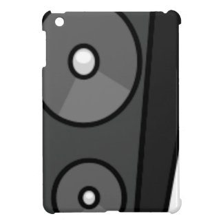 Tall Cartoon Speaker iPad Mini Cover