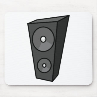 Tall Cartoon Speaker Mouse Pad